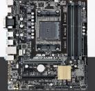 易华Asus/华硕 A88XM-A USB3.1 四核电脑主板 台式主板 支持7650K